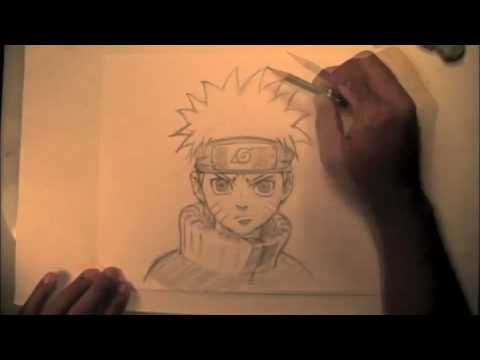 Drawn naruto beginner How To Naruto Draw Naruto