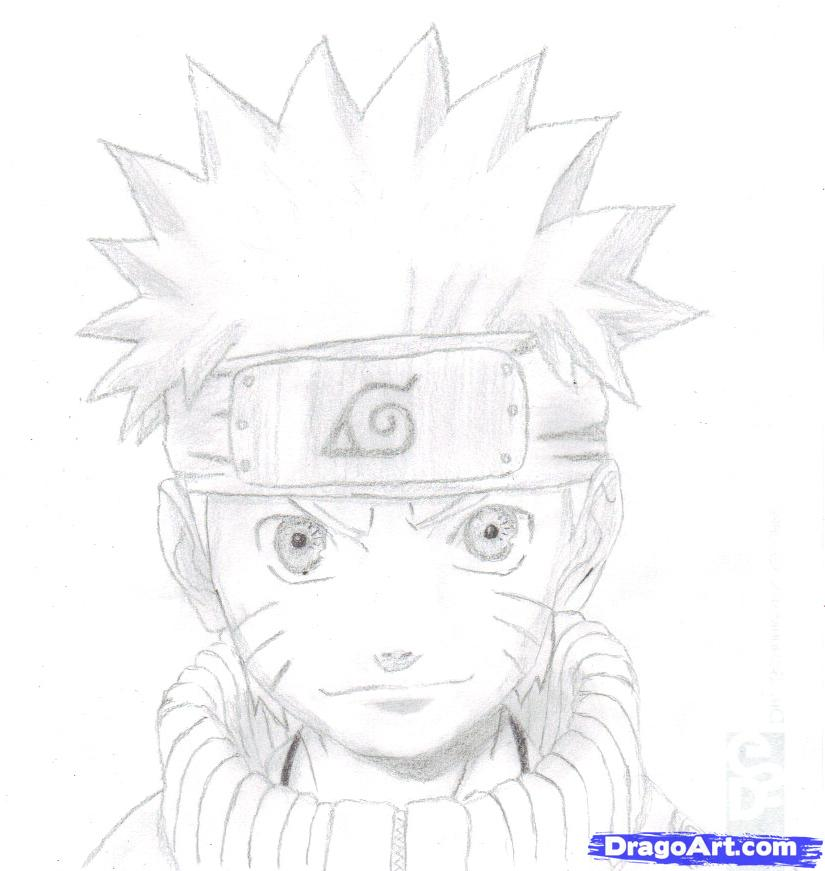 Drawn naruto beginner How to naruto Pinterest draw