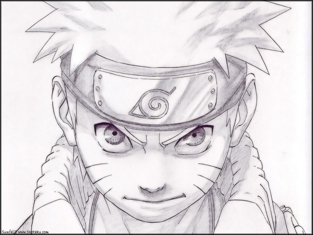Drawn naruto beginner Naruto drawings Search Pinterest Google