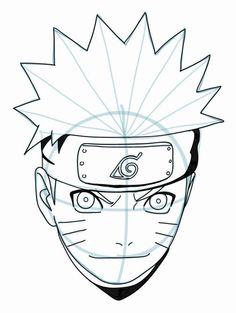 Drawn naruto beginner Drawing Naruto Learn  Discover
