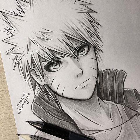 Drawn naruto boy Happy :) najlepszego! boy