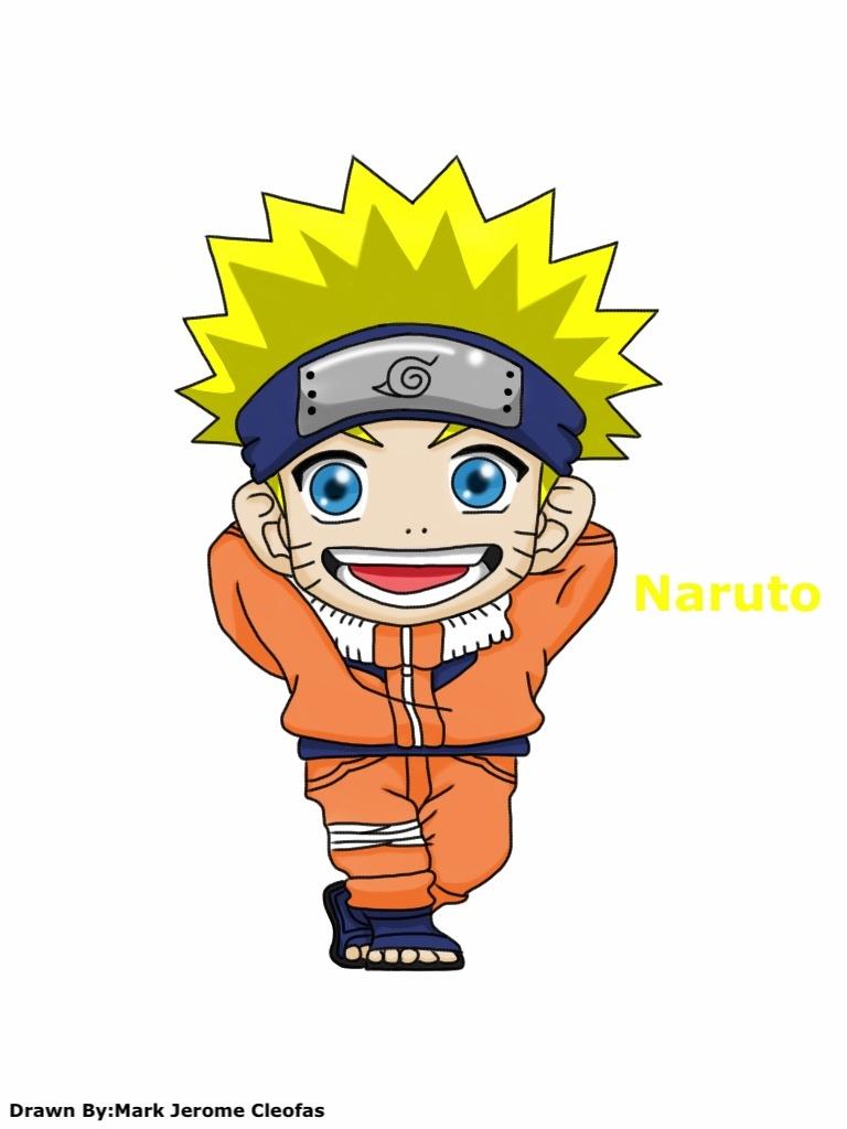 Naruto clipart little Manga cartoons Nonoy Manga Nonoy