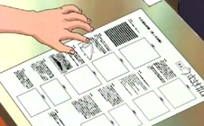 Drawn naruto chunin exam The last questions the the