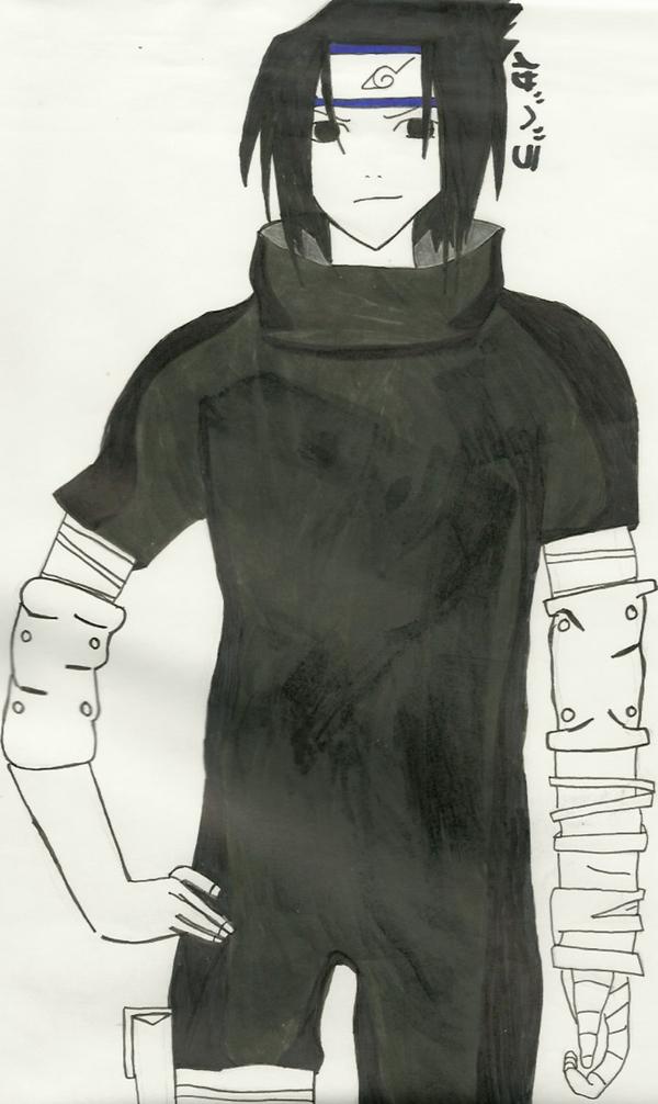 Drawn naruto chunin exam By Chunin Exam DeviantArt Drawing