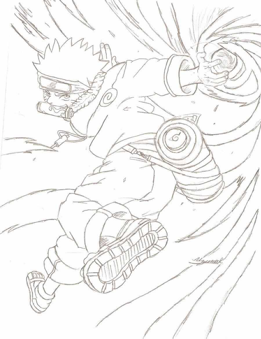 Drawn naruto deviantart By DeviantArt Naruto drawn hand