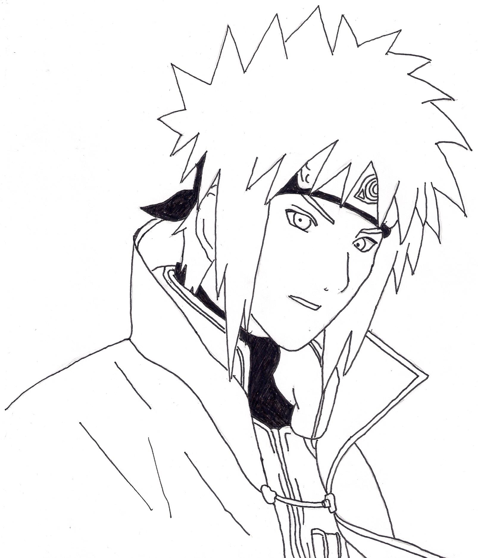 Drawn naruto dragoart 2011 © kellysea Naruto Drawing