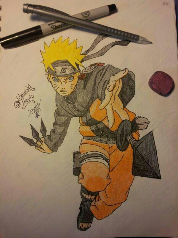 Drawn naruto draw Drawing 32 best Naruto Fan