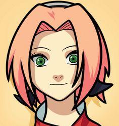 Drawn naruto draw Color to Draw Easy Sakura