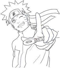 Drawn naruto draw  to Draw Naruto Naruto