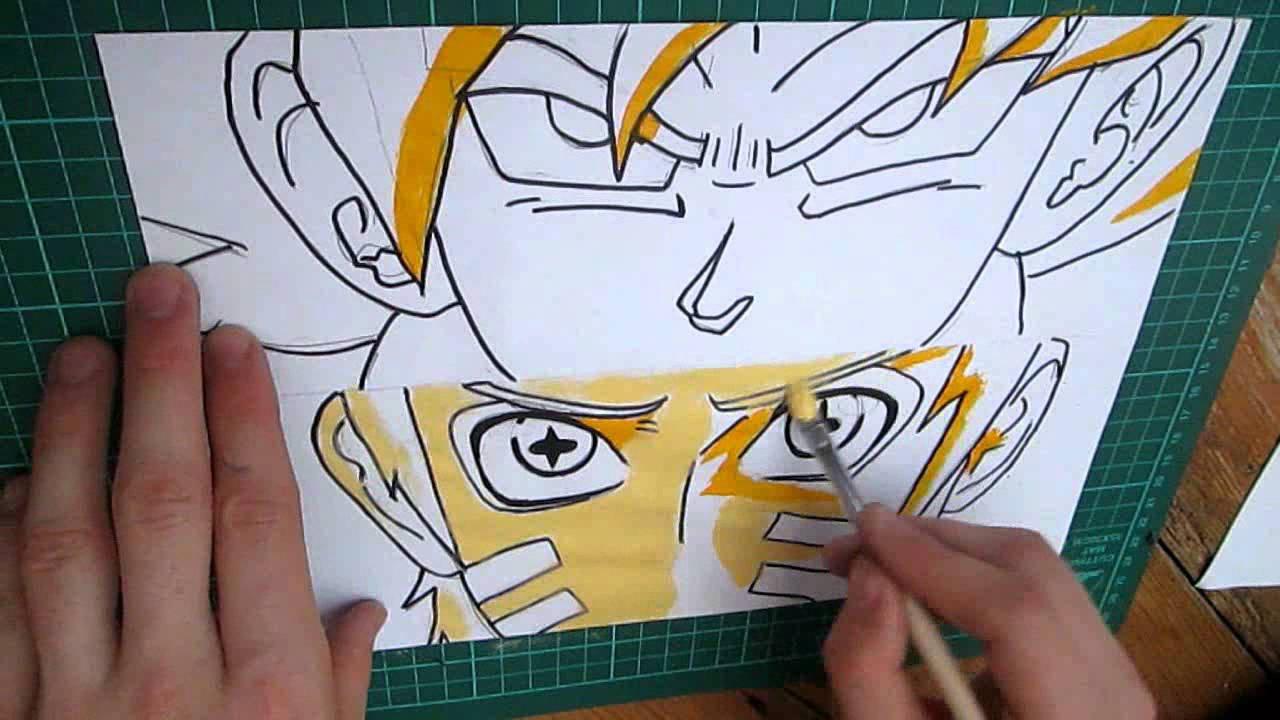 Drawn naruto draw this Speed  YouTube Naruto vs