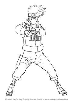 Drawn naruto draw this Tutorial Uzumaki How Drawing How