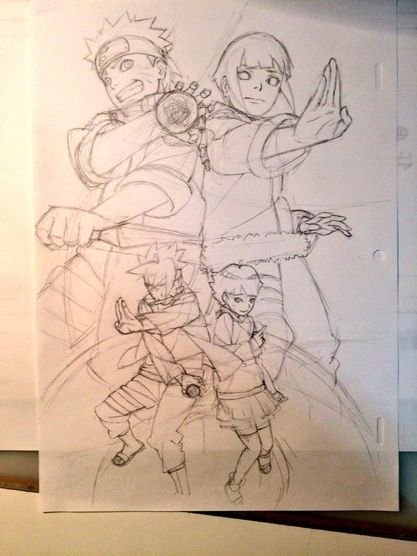 Drawn naruto draw this Parents on drawings ideas like