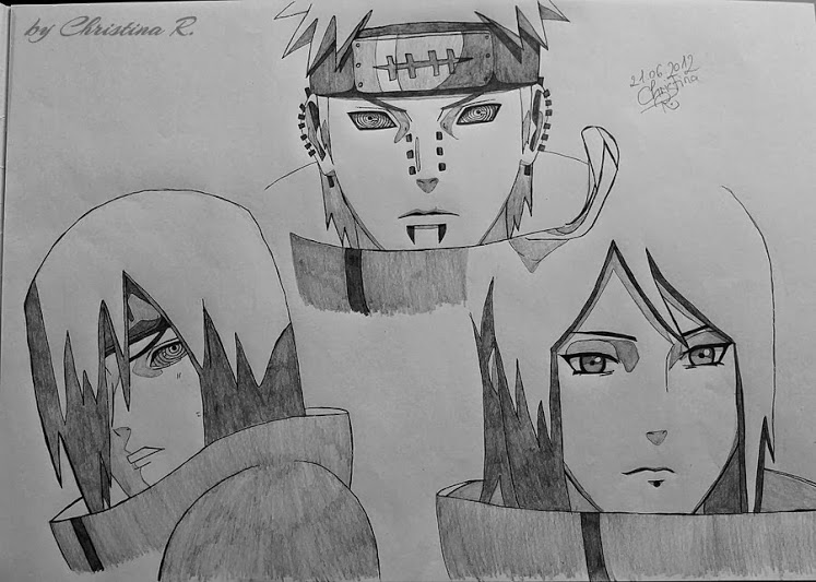 Drawn naruto draw this #Awesome Pinterest #Drawing Drawings about