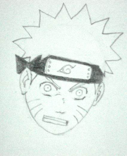 Drawn naruto easy Lesson Uzumaki Naruto Drawing By