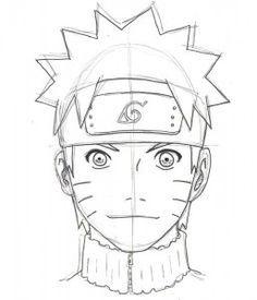 Drawn naruto easy [Videos] 13 step Tutorial) Naruto