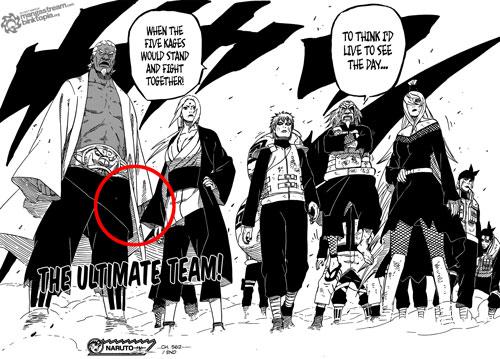 Drawn naruto epic When Left Sasuke Naruto penetrate
