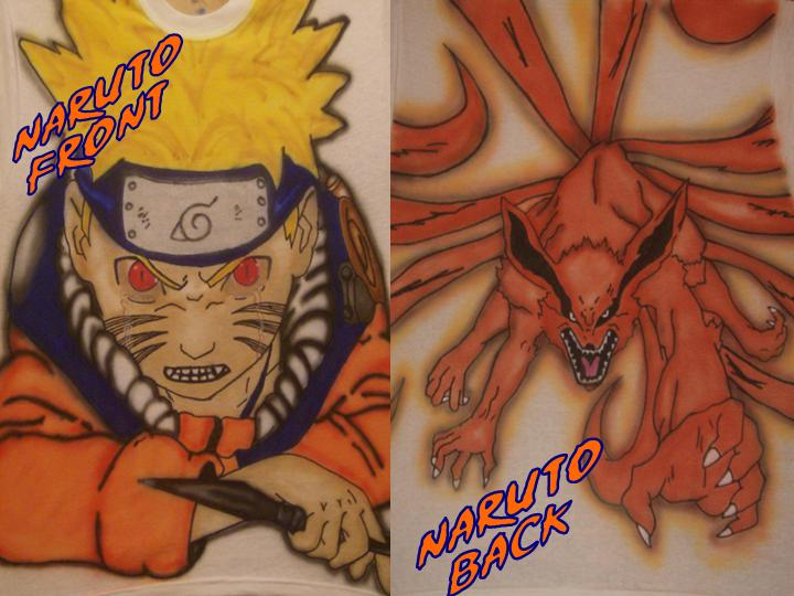 Drawn naruto fox Naruto DeviantArt Nine Naruto Tailed