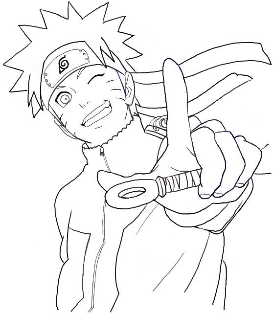 Drawn naruto full body How Naruto  Uzumaki Anime