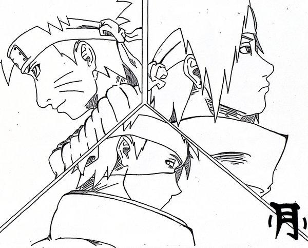 Drawn naruto full body On by JinSama JinSama Naruto