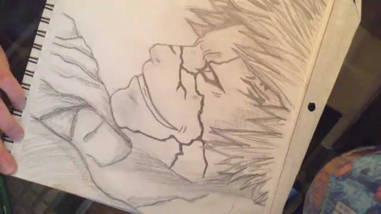Drawn naruto gaara ~ Speed ~ ~ ~
