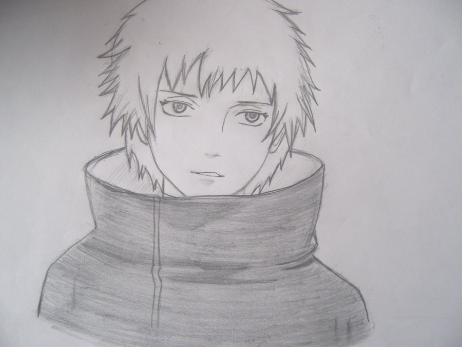 Drawn naruto hand drawn Hand From From draw on