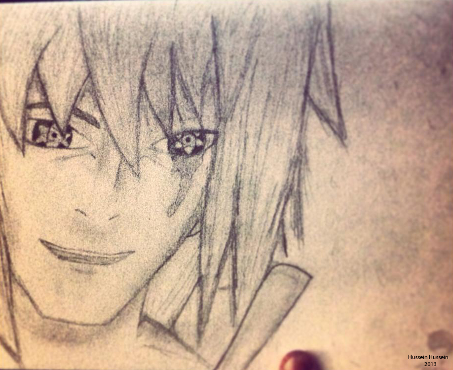 Drawn naruto hand drawn Of by drawn by