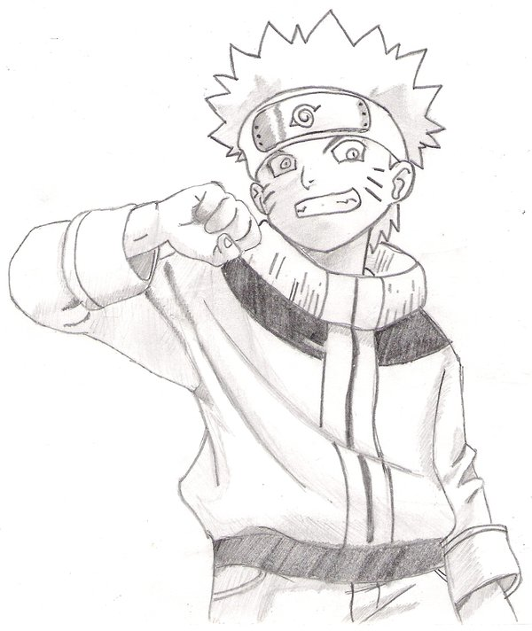 Drawn naruto hand drawn By Draw Hand Lobster by