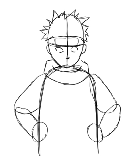 Drawn naruto head The 1 this of Draw