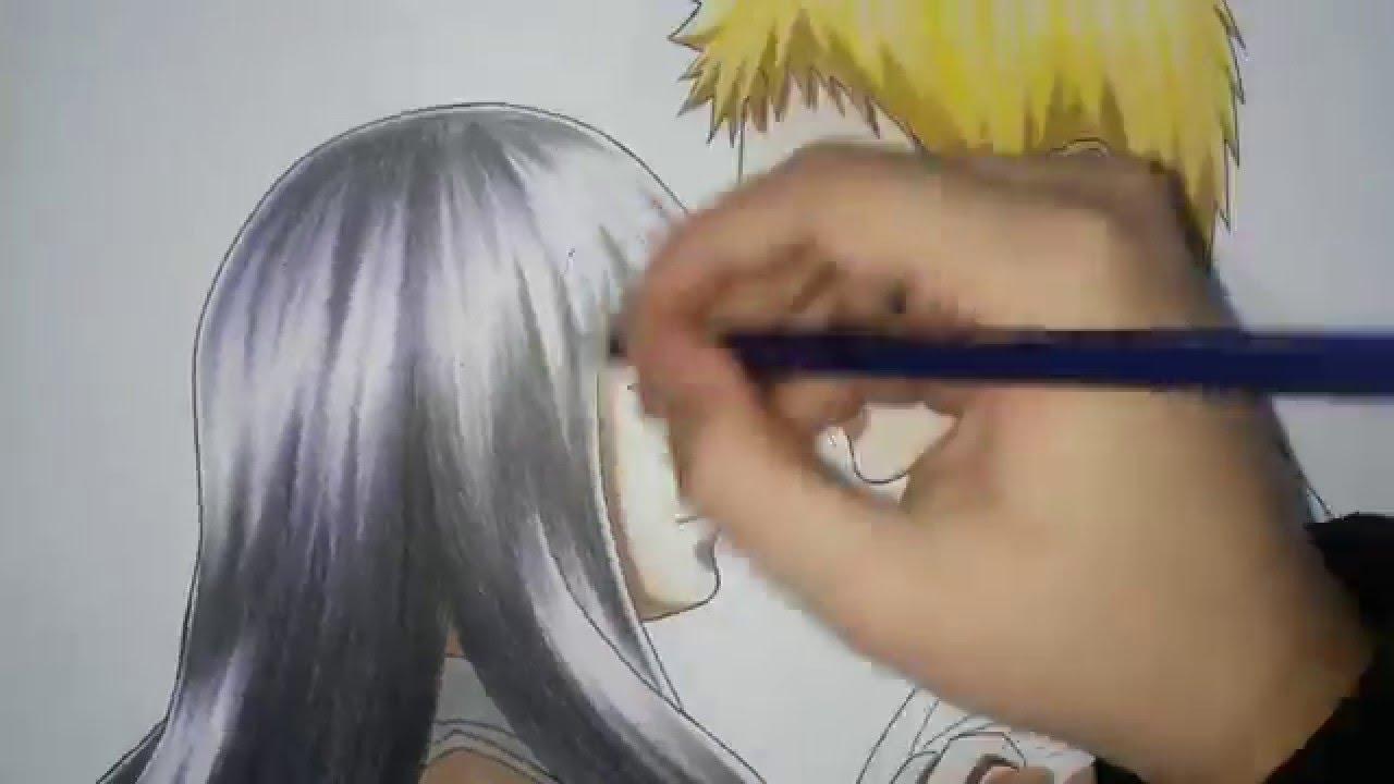 Drawn naruto hinata Naruto Speed Movie and Drawing