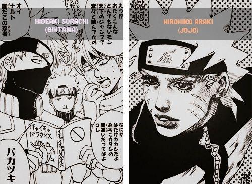 Drawn naruto hirohiko araki Amino Uzumaki Naruto Naruto Anime