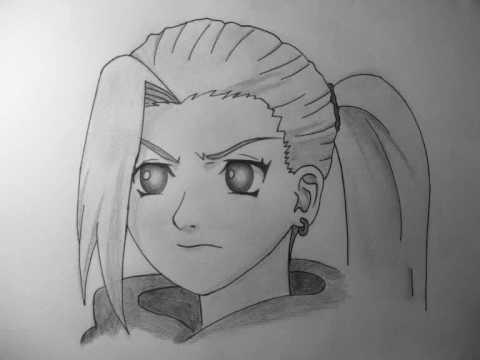 Drawn naruto ino To to draw draw How