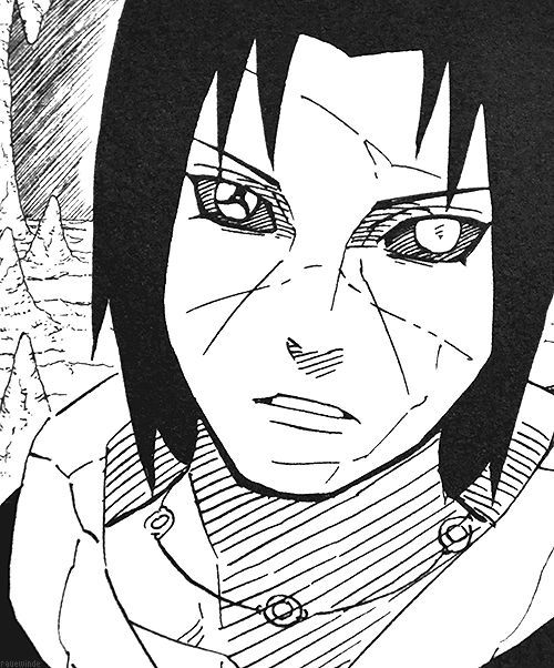 Drawn naruto itachi death Best Itachi images about 791