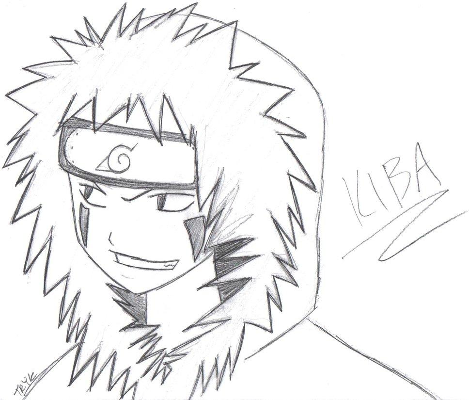 Drawn naruto kiba DeviantArt Kiba by kerriganlkam Kiba