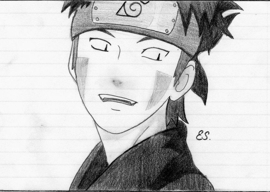 Drawn naruto kiba ErinEhmazing ErinEhmazing Inuzuka by Kiba