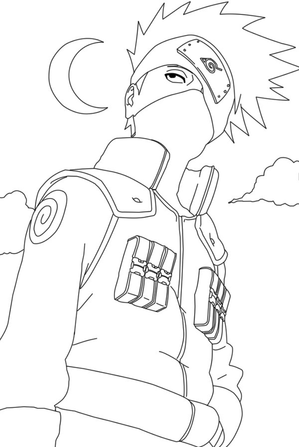 Drawn naruto kid On Pose Find Hatake Pin