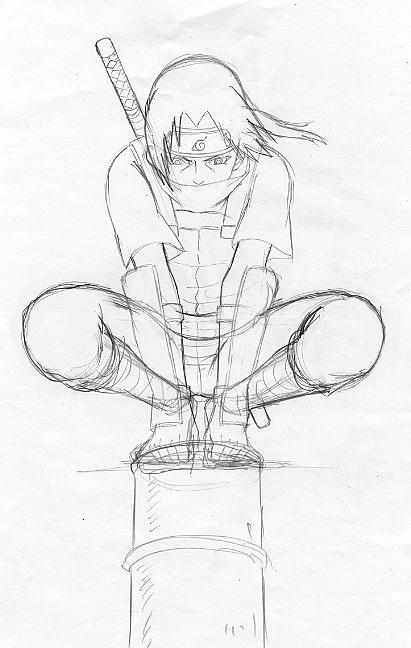 Drawn naruto kid #anime ideas Naruto Anime Itachi