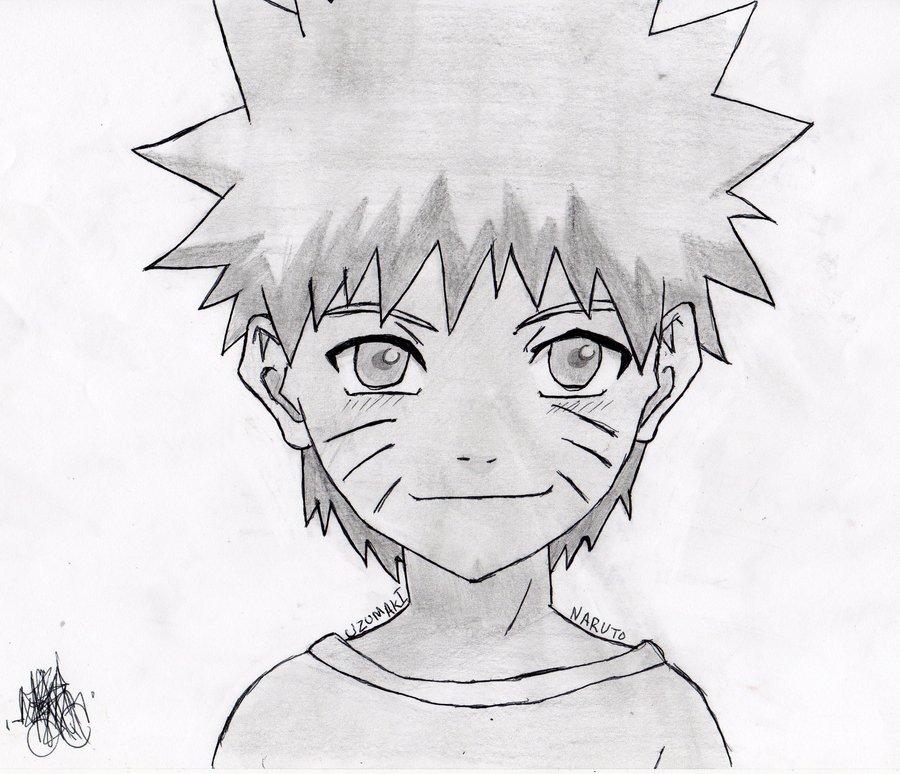 Drawn naruto kid Miguel Naruto daniptx kid Drawing