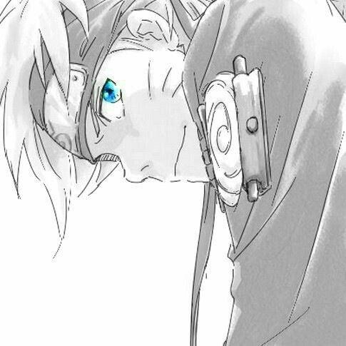 Drawn naruto love Blue I images love his