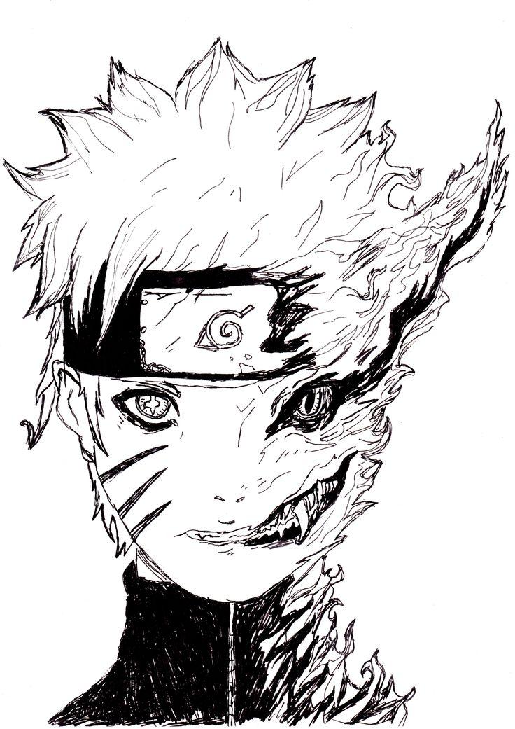 Drawn naruto love Inner Naruto Pinterest 25+ fighting