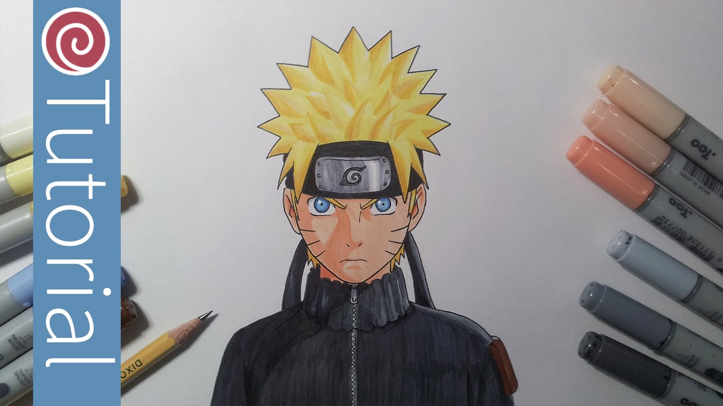 Drawn naruto naroto Naruto Draw Shippuden from How