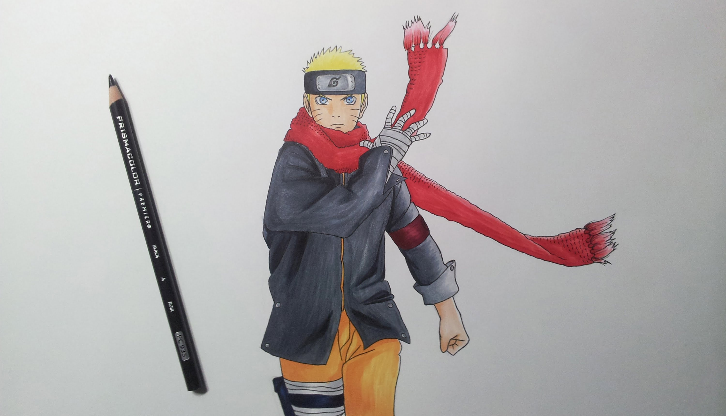 Drawn naruto naroto The The Movie Naruto Drawing