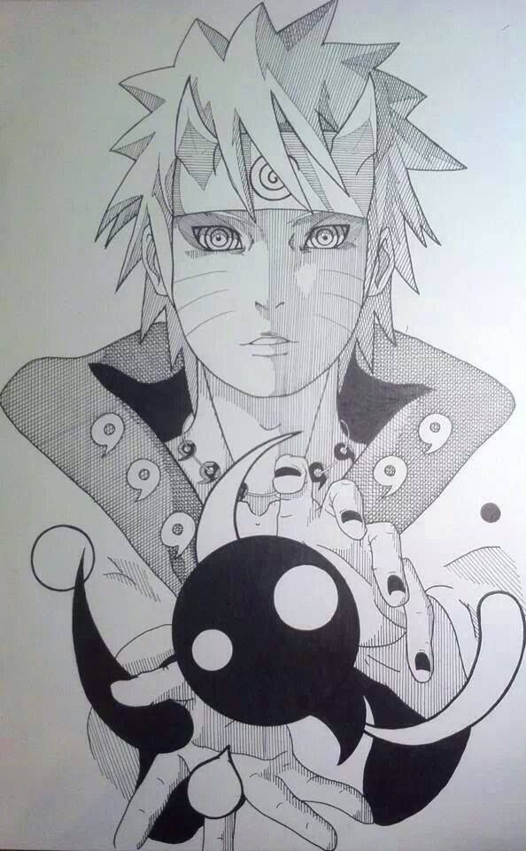 Drawn naruto naroto On damn Naruto art because