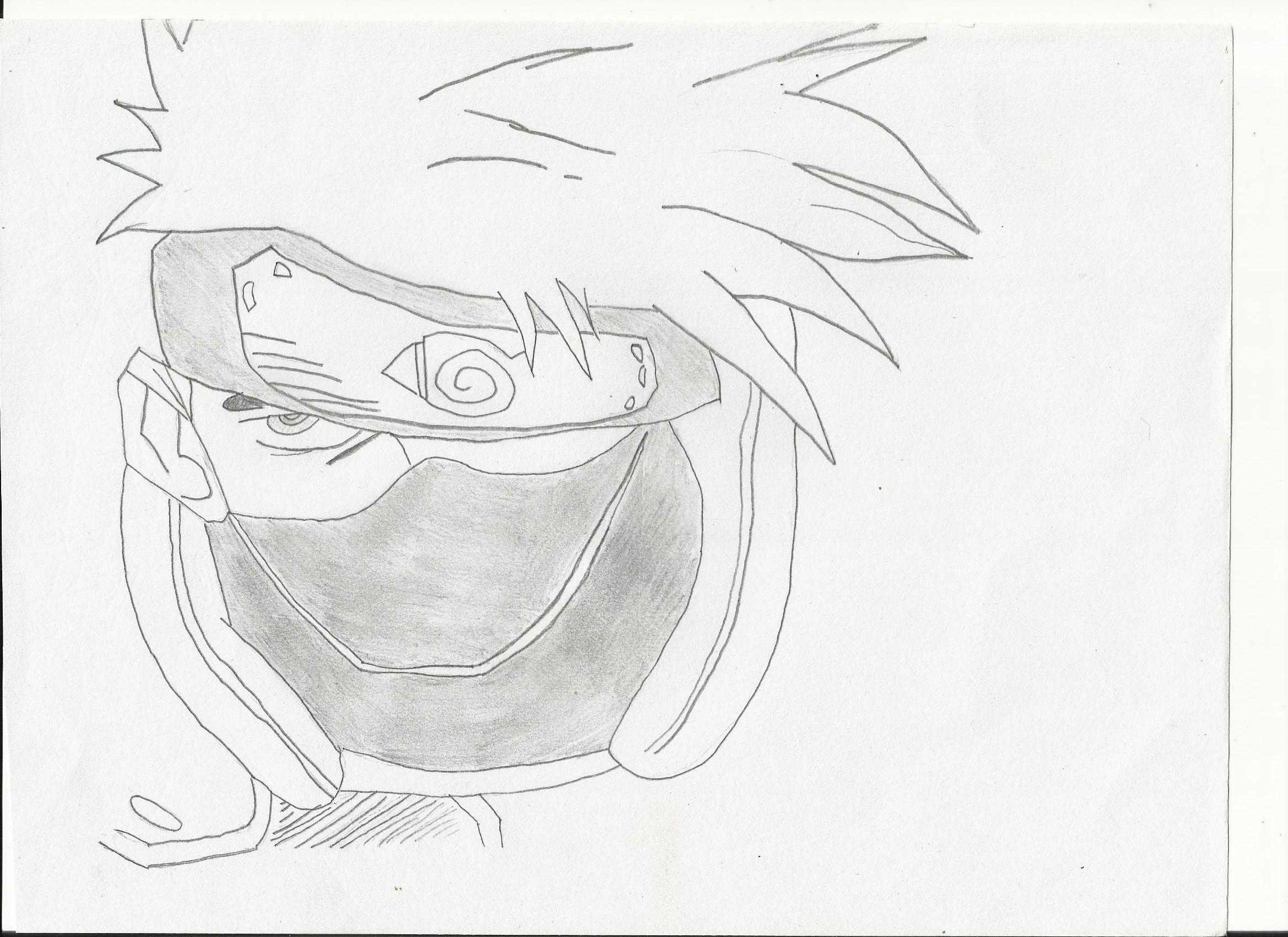 Drawn naruto naruto character Character 25 2013 2017 Naruto