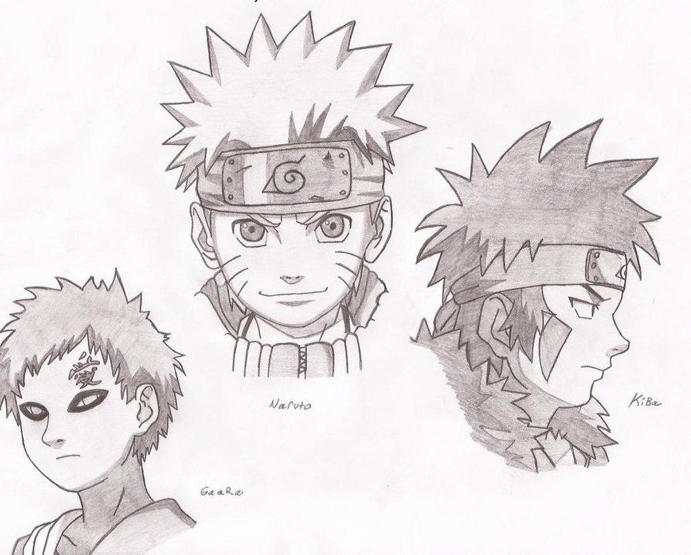 Drawn naruto naruto character Characters on superheroarts Naruto by