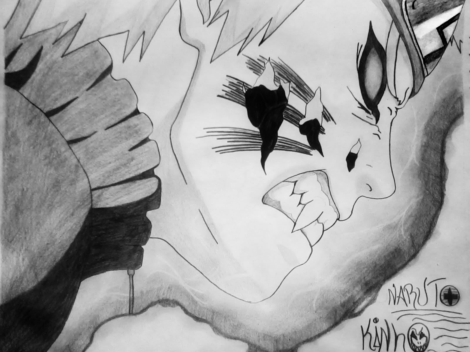 Drawn naruto naruto kyuubi Naruto Kyuubi YouTube How Draw