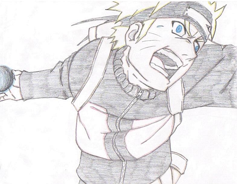 Drawn naruto naruto rasengan Naruto's by SnipersAngel SnipersAngel Rasengan