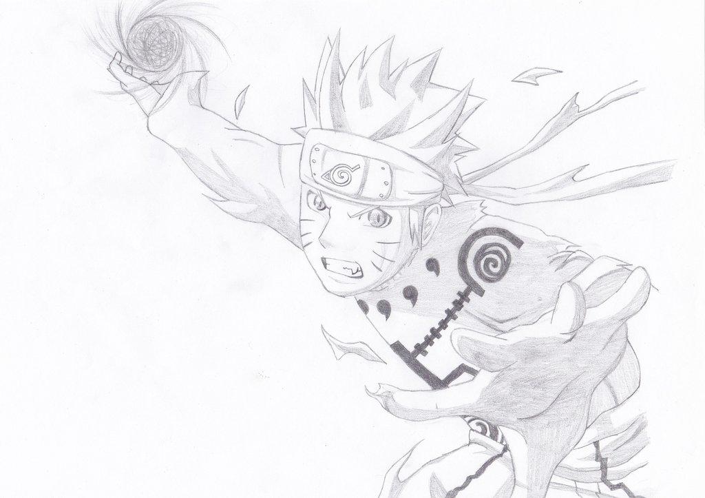 Drawn naruto naruto rasengan Naruto by LolThe000 LolThe000 Rasengan