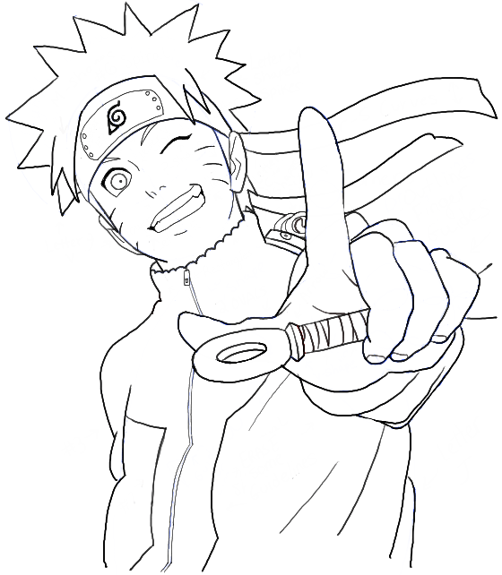 Drawn naruto naruto uzumaki Uzumaki  Tutorial Drawing to