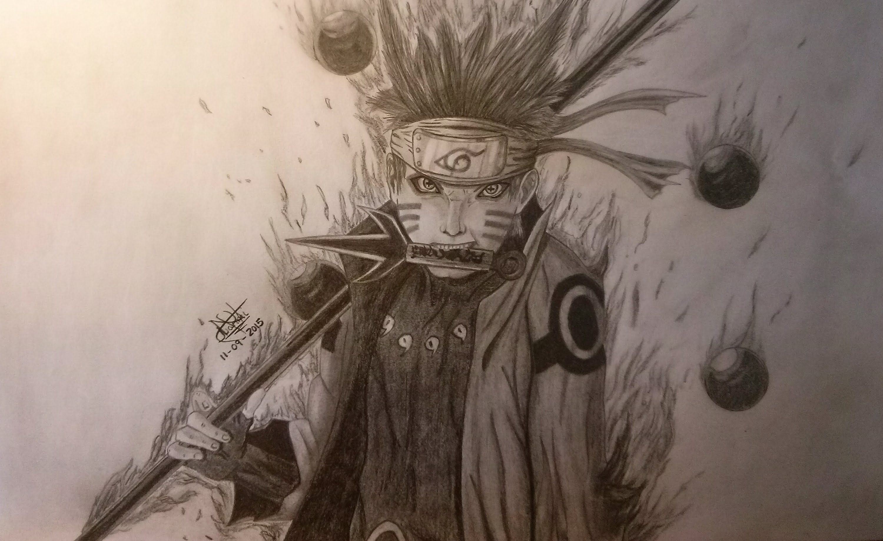 Drawn naruto naruto uzumaki YouTube DRAWING: Naruto SPEED realismo