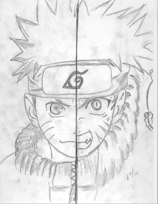 Drawn naruto nine tailed Naruto? fox nine GaarasGirl86 tailed
